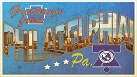 Postcards from Philly